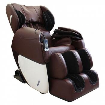 Массажное кресло Gess Optimus Brown